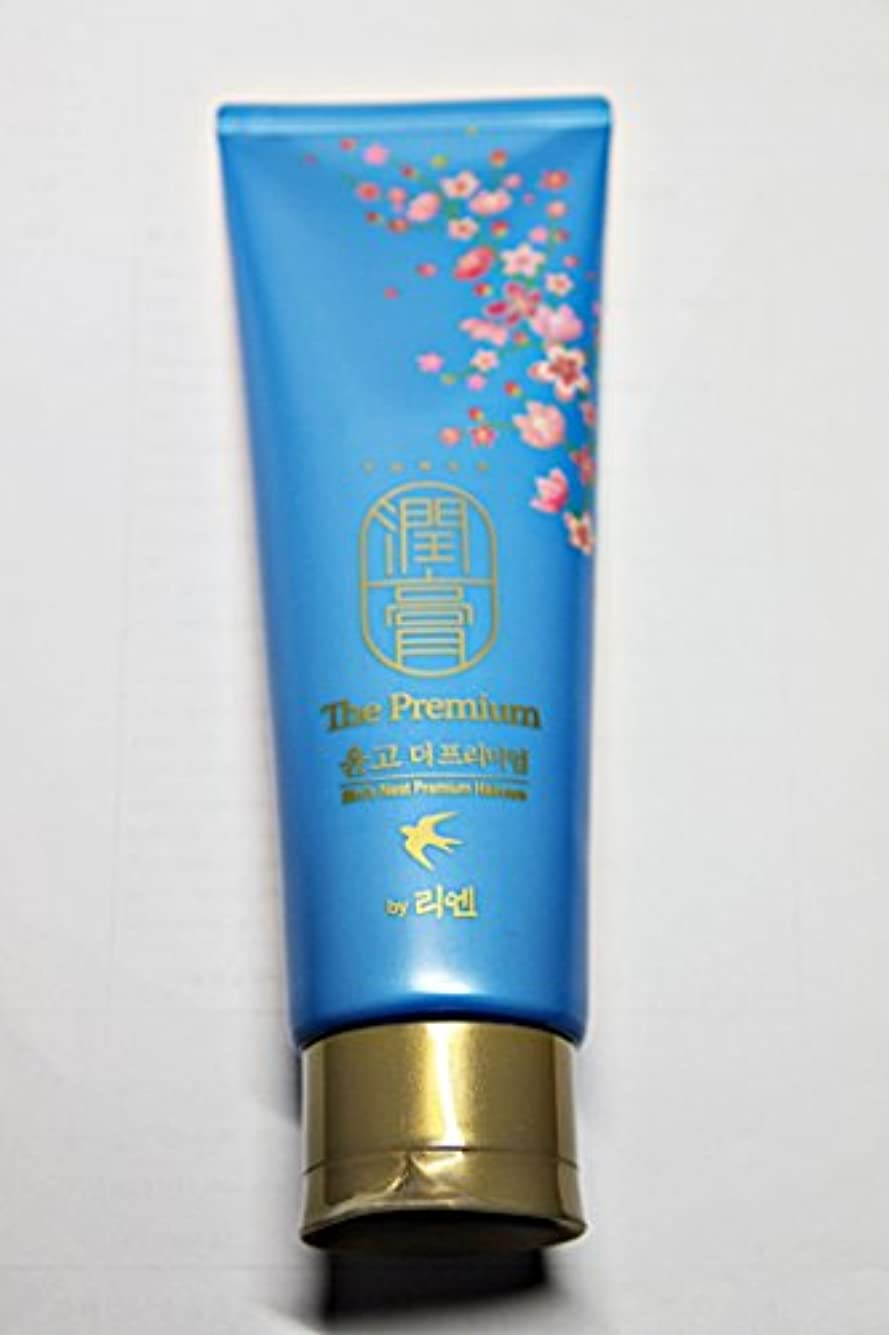 細い独立バナーLG ReEn Yungo the Premium Bird's Nest Premium Hair Care Cleansing Treatment Scalp Care/LG リエン 潤膏 ザ プレミアム ツバメの巣...