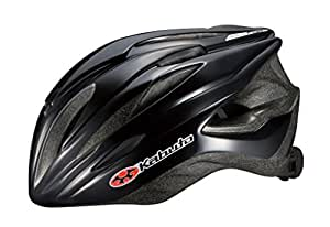 OGK KABUTO(オージーケーカブト) ヘルメット FIGO ブラック M/L (頭囲 57cm~60cm未満)