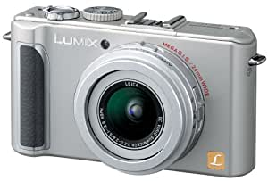 Panasonic デジタルカメラ LUMIX (ルミックス) LX3 シルバー DMC-LX3-S