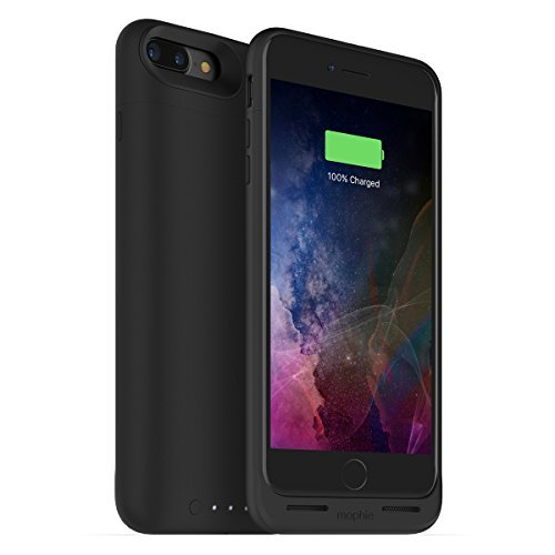 mophie juice pack air for iPhone 7 Plus ワイヤレス充電機能付きバッテリーケース ブラック日本正規代理店品 MOP-PH-000150