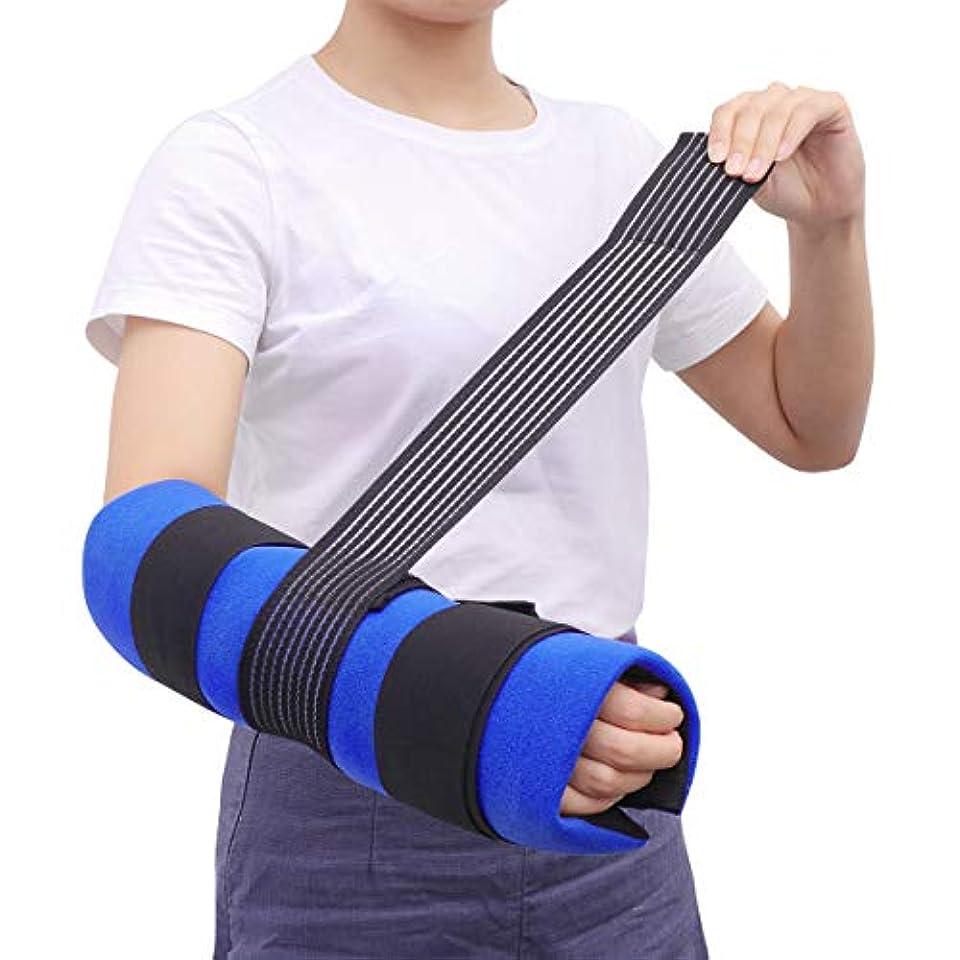 症候群化石仮定Healifty Healifty Gel Ice Pack - 柔軟なホット&コールドアイスラップ、弾性ストラップ付き、肩、膝、背中、ふくらはぎ、手首、足首、足
