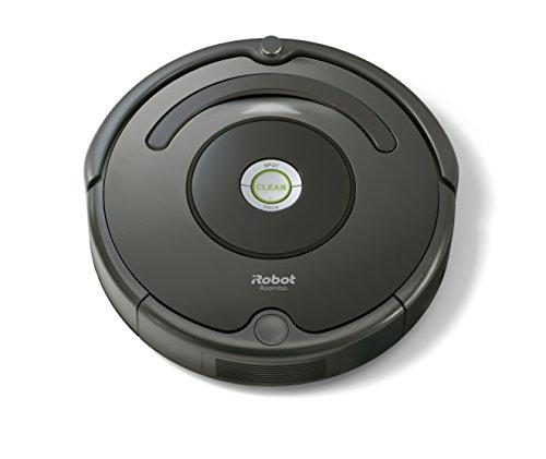 【Amazon.co.jp限定】ルンバ642 アイロボット ロボット掃除機 自動充電 フローリングの床から和室の畳、カーペット ラグ 絨毯(じゅうたん)にも