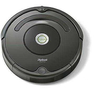 【Amazon.co.jp限定】ルンバ 642 アイロボット ロボット掃除機 自動充電 和室の畳 カーペット ラグ 絨毯(じゅうたん)にも R642060