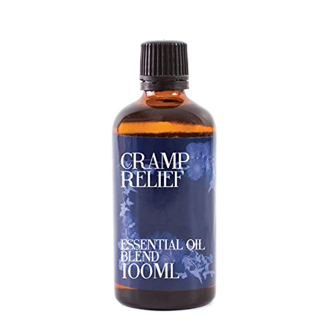 タンザニアソファー祈るMystix London | Cramp Relief Essential Oil Blend - 100ml - 100% Pure