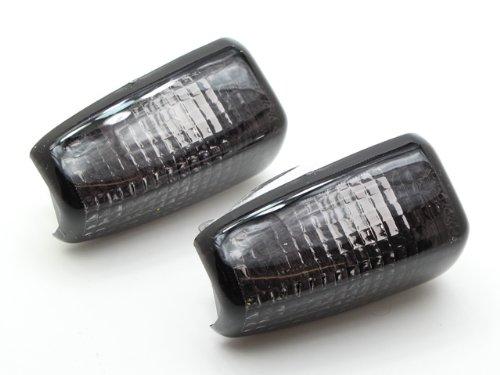 [해외]훈제 윙커 렌즈 좌우 세트 (적합) 제이드 250 (MC23) 호넷 250 (MC31) VTR250 (MC33) CB-1 (NC .../Smoke blinker lens left right set (suitable) Jade 250 (MC23) Hornet 250 (MC31) VTR250 (MC33) CB-1 (NC ...