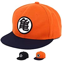 PopCrew Adjustable Hat Dragonball Dragon Ball Z DBZ Anime Fan Cosplay Costume Snapback Cap