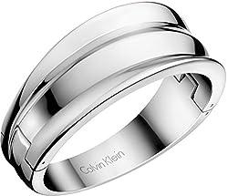 [カルバンクライン ジュエリー] CALVIN KLEIN JEWELRY ブレスレット バングル ステンレス glorious(グロリアス) Mサイズ KJ4SMD00010M
