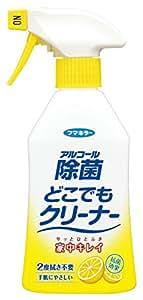 フマキラー アルコール 除菌 どこでもクリーナー 300ml 本体