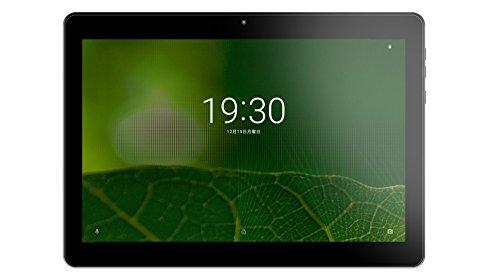 KEIAN 10インチ クアッドコア メモリ1G 1280×800 IPS液晶 Android 6.0タブレット ブラック KPD10B