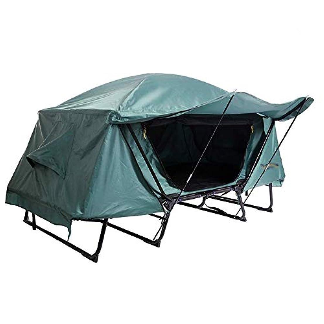 縫うアイザック先生XSWZAQ 屋外のテントの単一の二重釣キャンプの暖かい防風の防雨の屋外のテント (Size : 210*126*120cm)
