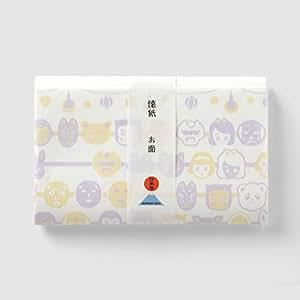 中川政七商店 日本市 季節の懐紙 お面
