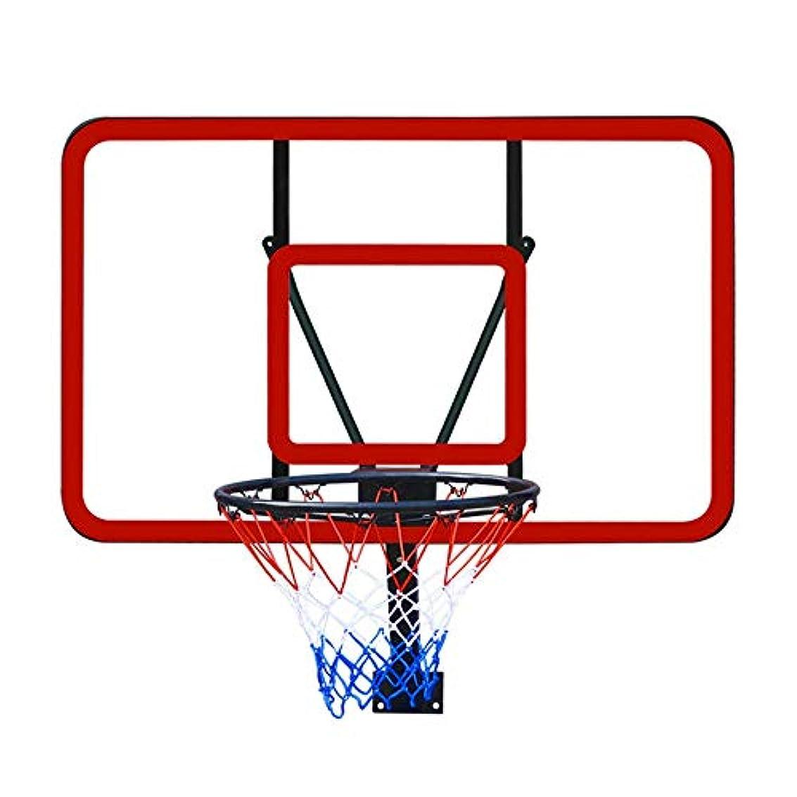 名誉自明ステーキ子供用 ミニバスケットボール ポータブルアジャスタブル子供のバスケットボールは男子のためのアウトドアスポーツのおもちゃスタンド 室内 屋外用 (色 : Black, Size : One size)