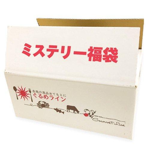 ぐるめライン ミステリー福袋 10000円相当 かに入り 盛...