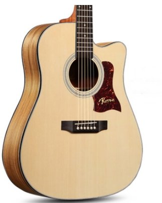 アコースティックギター!初心者のための弾き方の基本!ドレミを弾こう!の画像