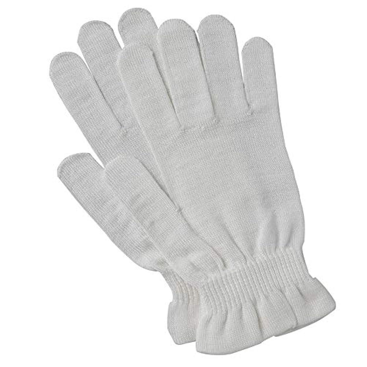 パズルメロディー有限京都西陣の絹糸屋さんのシルク手袋
