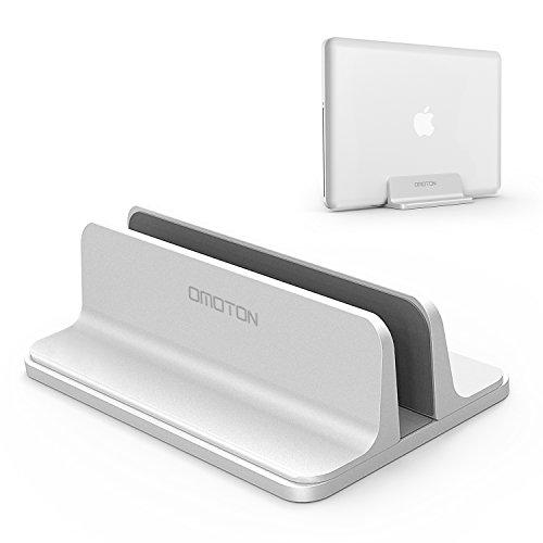 ノートパソコン スタンド 縦置き 収納 ホルダー幅調節可能 ...
