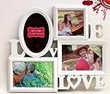 写真立て フォトフレーム LOVE&LOVE 愛がいっぱい 結婚式 記念日の写真