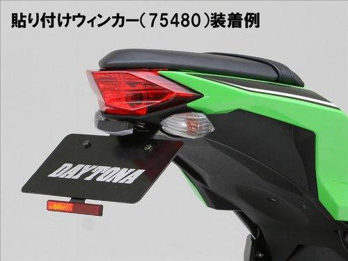 デイトナ(DAYTONA) フェンダーレスキット 【Ninja250('13)】 78413