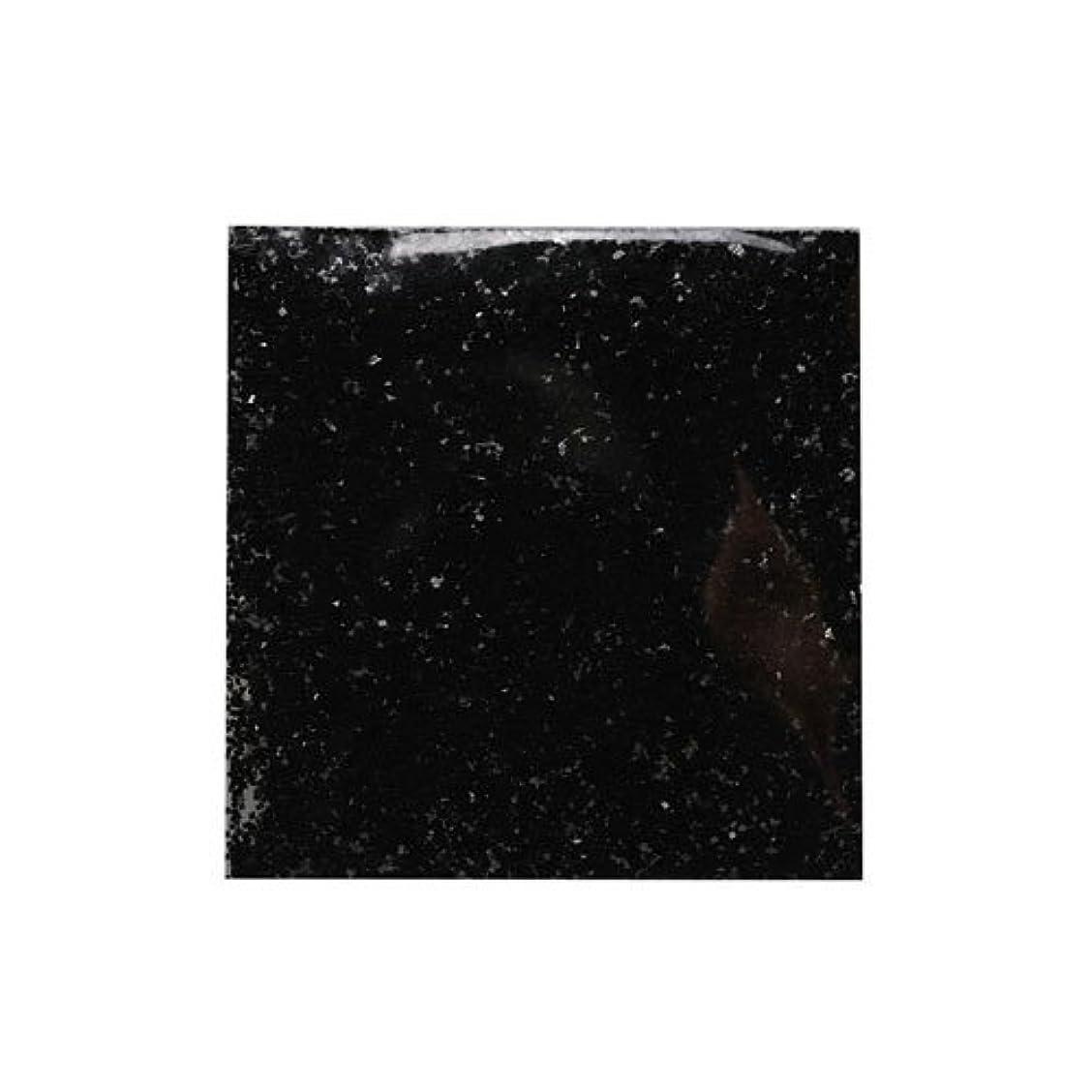 夕暮れサーバント廃止ピカエース ネイル用パウダー ラメメタリック M #537 ブラック 2g アート材