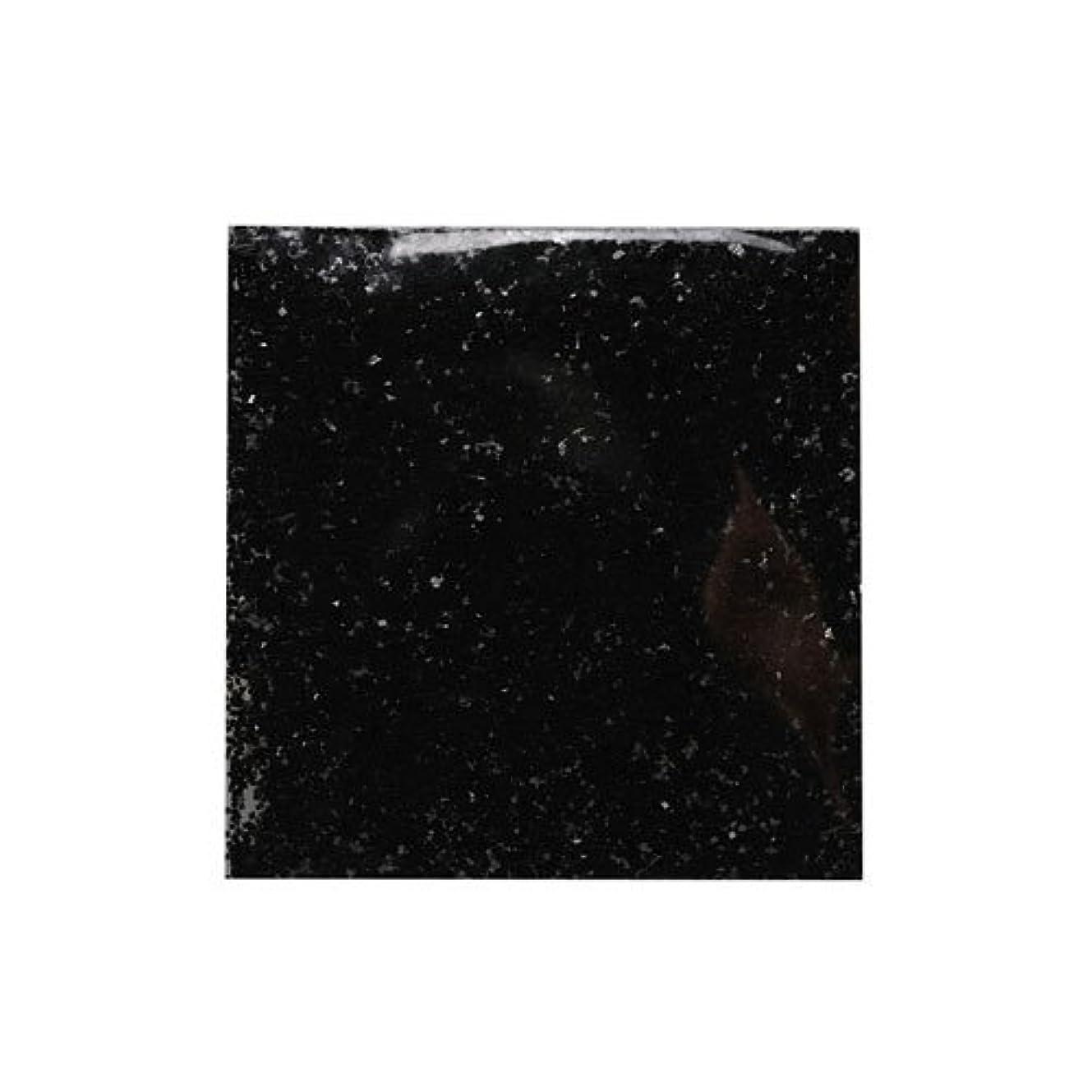 デマンド粘り強い動作ピカエース ネイル用パウダー ラメメタリック M #537 ブラック 2g アート材