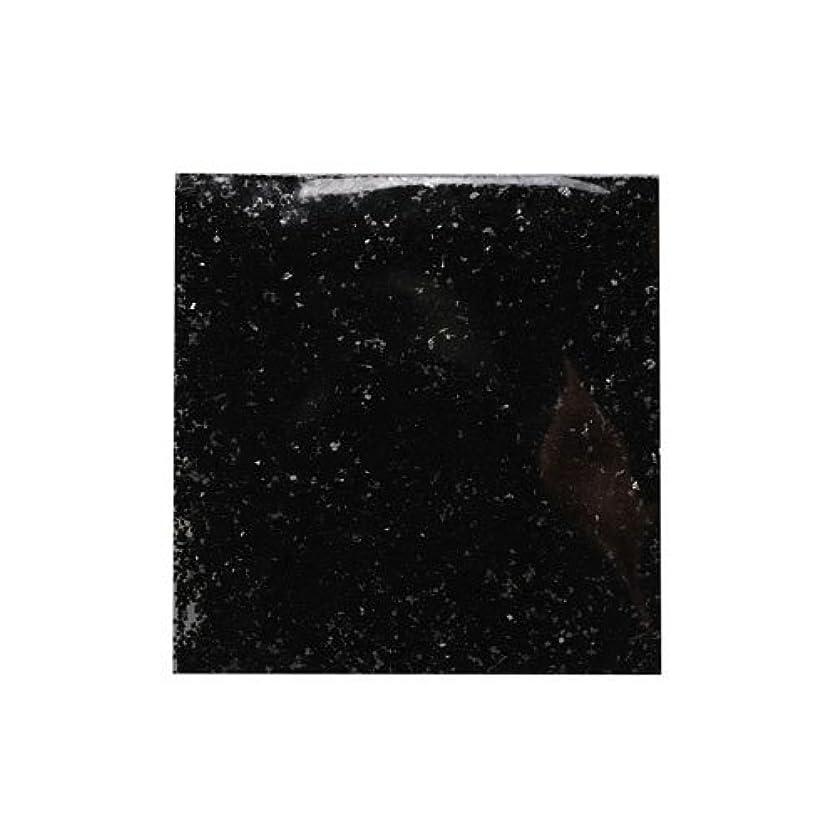 形式キャリアパイントピカエース ネイル用パウダー ラメメタリック M #537 ブラック 2g アート材