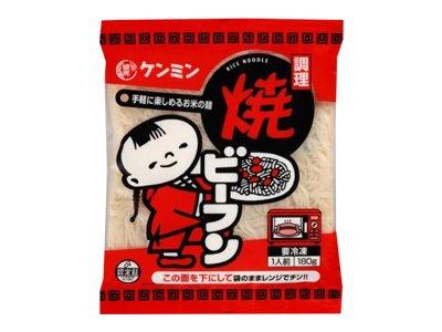ケンミン [冷凍] 調理焼ビーフン 180g×5