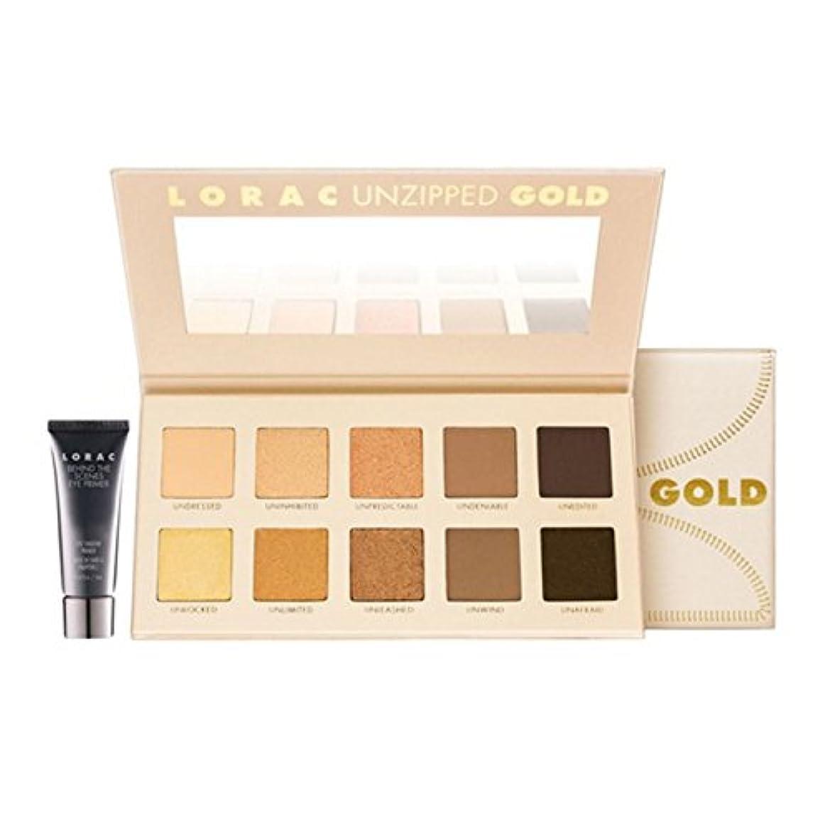 LORAC  'Unzipped ゴールド'  アイシャドウパレット