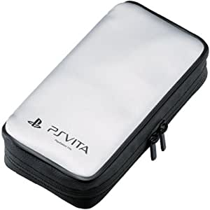 ELECOM Play Station オフィシャルライセンス商品PS Vita ケース 対衝撃吸収 ゼロショック ブラック