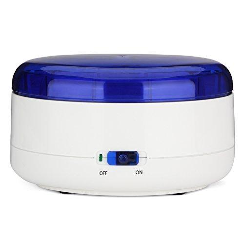 AKARUI 洗浄器 メガネ洗浄器 金属アクセサリー 洗浄ブラシ 電池式 USB...