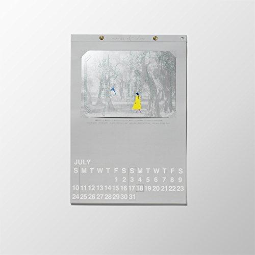 RoomClip商品情報 - D-BROS 2016カレンダー 「names of colors」渡邉良重