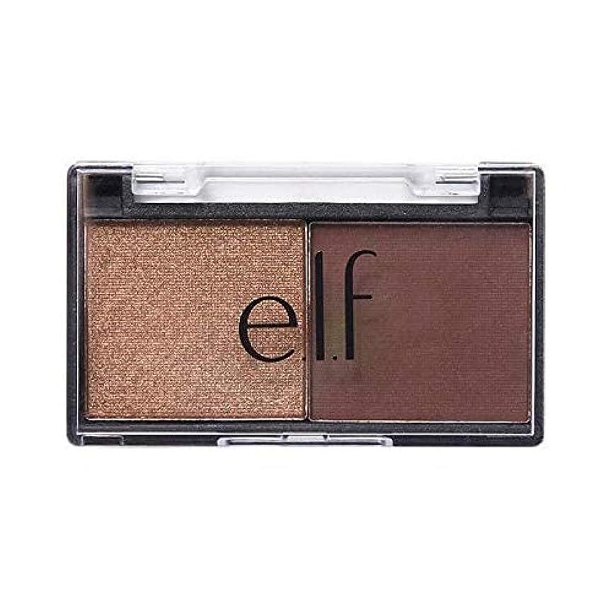[Elf ] エルフ。親友のアイシャドウデュオBestieブラウン - e.l.f. Best Friend Eyeshadow Duo Bestie brown [並行輸入品]