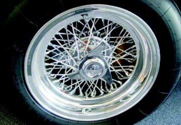 ディティールアップシリーズ Dup-13 1/24ワイヤーホイル boranni &タイヤ