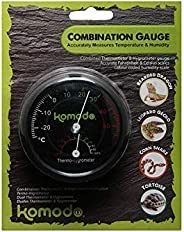 Komodo Combined Thermometer & Hygrometer An
