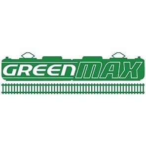 グリーンマックス Nゲージ 国鉄 (JR)103系 低運 ・ 非ユニット窓 ・ 冷改車 ・ スカイブルー 基本4両編成ボディキットB 18010 鉄道模型 電車