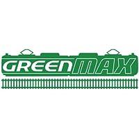 グリーンマックス Nゲージ JR103系関西形ウグイス 低運転台車 4両編成動力付きトータルセット 1230T