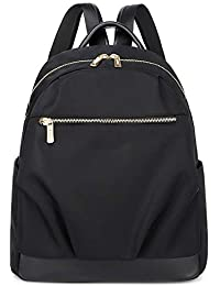 59c4238aa57a オックスフォード布旅行セキュリティコンピュータ黒バックパックのバックパック女性カジュアル野生のファッション