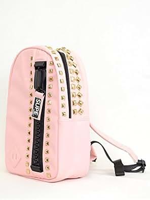 SUPE design シュープ デザイン MINI DAY BAG ROCK_45263710526-1 【F】,132_PINK
