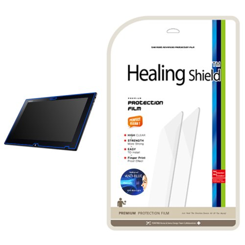 Healingshield AB anti-blue Eye保護機能LCDスクリーンプロテクターfor Sony VAIO tap11( svt11)