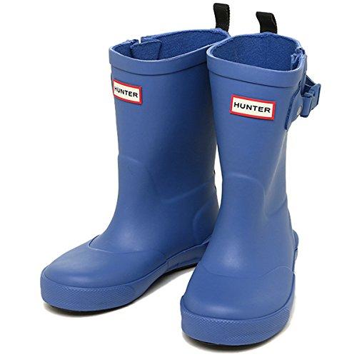 ハンター ブーツ キッズ HUNTER KFT5001RMA BCB DAVISON KIDS レインブーツ/長靴 BRIGHT COBALT[並行輸入品]