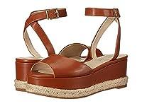 [ケネスコール ニューヨーク] レディースヒール・パンプス・靴 Lorelei Cognac (26cm) M [並行輸入品]