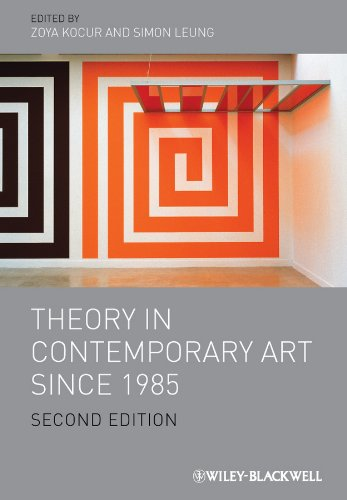 Download Theory in Contemporary Art since 1985 1444338579