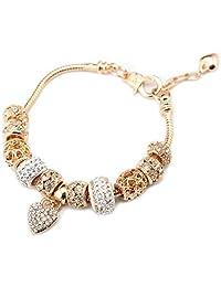 New Arrival Gold Chain Women Bracelets DIY Charm Bracelets