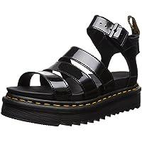 Dr. Martens Womens Blaire Patent Leather Black Size: