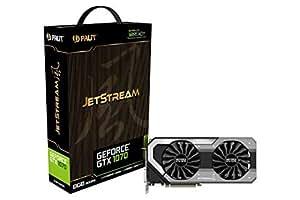 Palit GeForce GTX 1070 JetStream 8GB [並行輸入品]