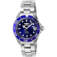 Invicta Men's 9094 Year-Round Analog Automatic Silver Watch