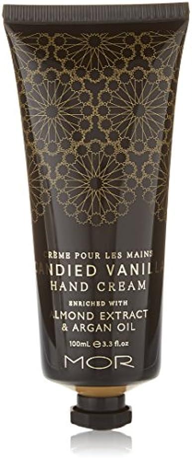 本質的ではないますます先のことを考えるMOR(モア) エンポリアムクラシックス ハンドクリーム キャンディードバニラ 100ml