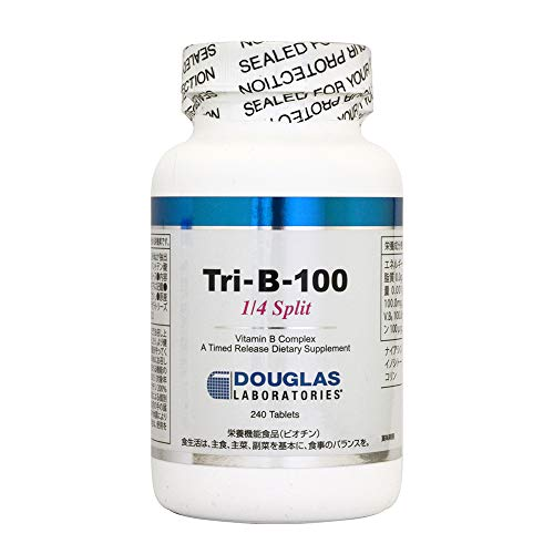 トリ-B-100 1/4 スプリット ビタミンB 240粒 約60日分