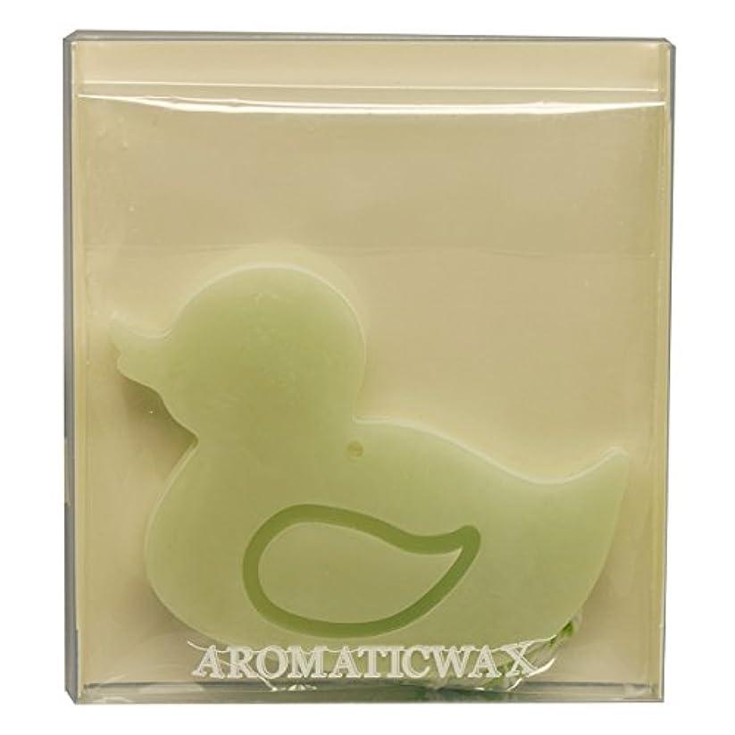 辞任撤退直立GRASSE TOKYO AROMATICWAXチャーム「あひる」(GR) レモングラス アロマティックワックス グラーストウキョウ