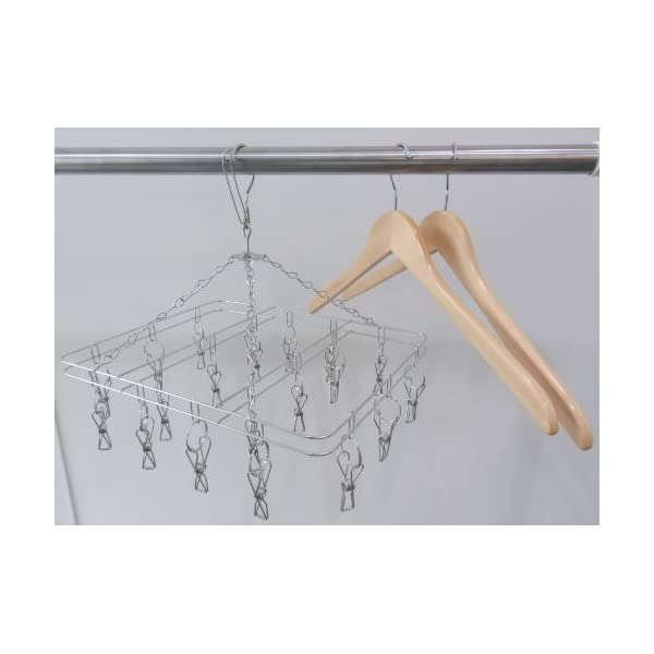 パール金属 洗濯 物干し ハンガー 角型 20...の紹介画像5