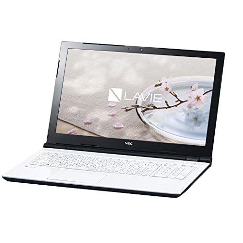 【アウトレット】 NEC ノートパソコン LAVIE Direct NS(e) 【Web限定モデル】 (エクストラホワイト) (Celeron/4GBメモリ/500GB HDD/Officeなし/Windows 10 Home)